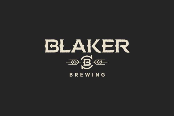 Blaker Logo Full Lockup