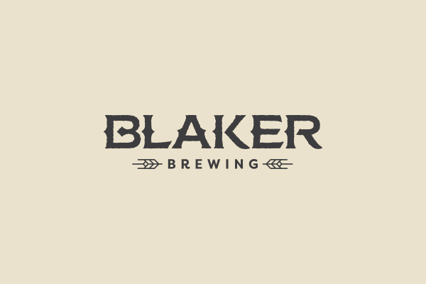 Blaker Logo Lockup - Simple