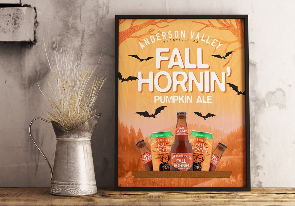 Brewery POS Poster