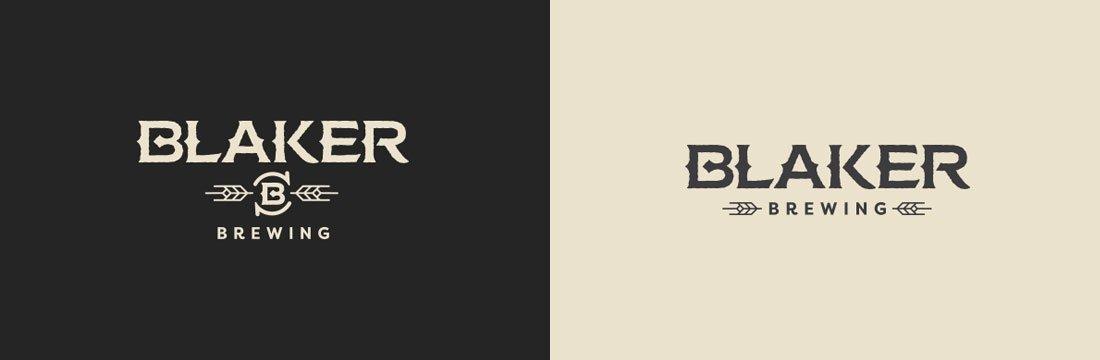 Blaker Brewing Logos