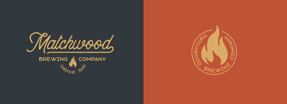 Matchwood Brewing Company Logos