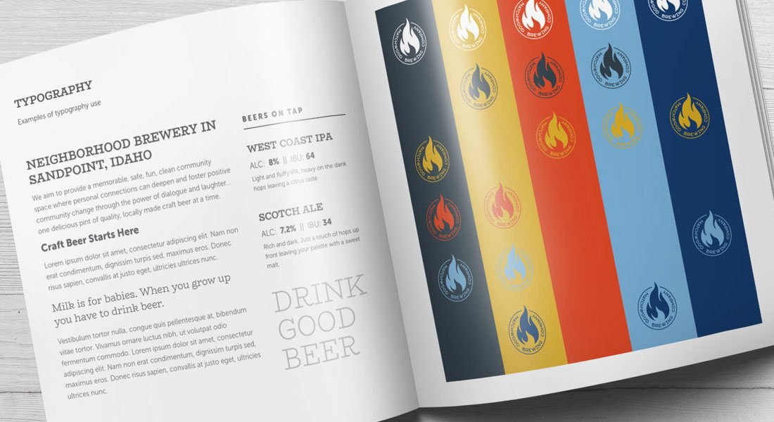 Matchwood Brewing Company Brand Guidelines