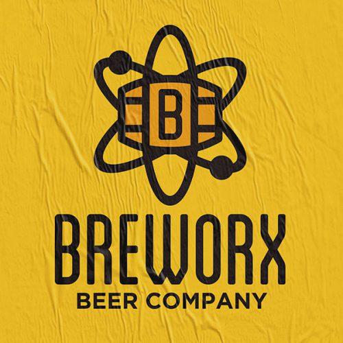 Breworx Beer Company Logo