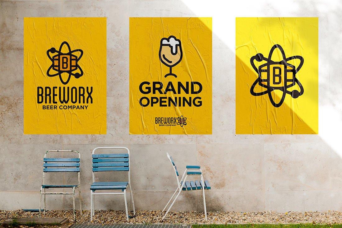Breworx Beer Posters