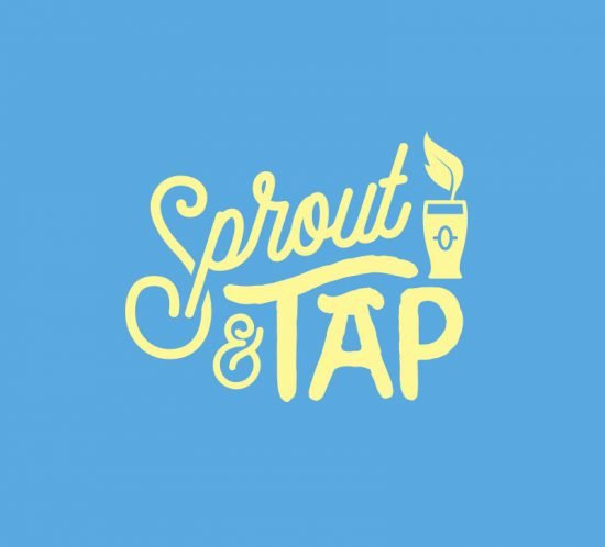 Sprout & Tap logo