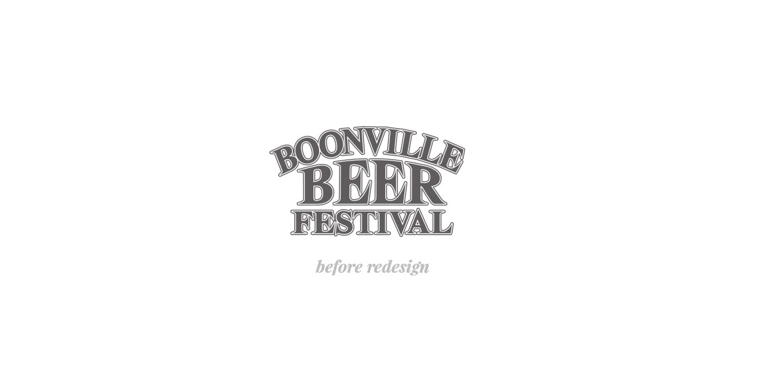 Boonville Beer Festival old logo