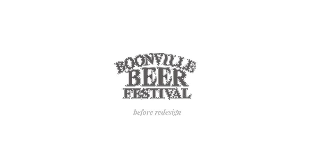 Boonville Beer Festival old logo